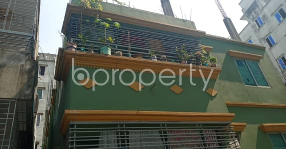 2 Bedroom Flat for Rent in Cantonment, Dhaka - Ready for move in check this 750 sq. ft flat for rent which is in West Manikdi