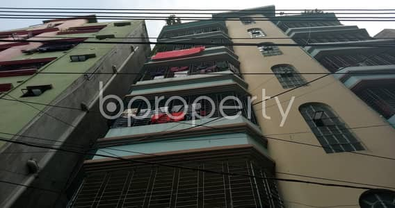 3 Bedroom Flat for Rent in Hazaribag, Dhaka - Nicely Build 1200 Sq Ft 3 Bed Apartment Is Available For Rent In Tallabag