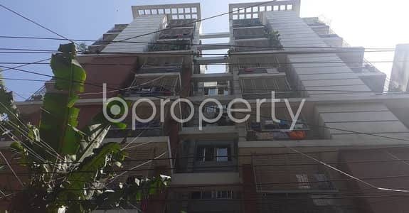 3 Bedroom Flat for Rent in Shyamoli, Dhaka - Properly designed this 1300 SQ Ft flat is now up for rent in Shyamoli