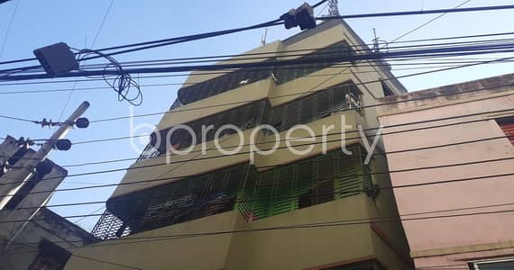 2 Bedroom Apartment for Rent in Adabor, Dhaka - This 850 Sq. Ft. - 2 Bedroom Flat Is Up For Rent In The Location Of Adabor Bazar Road