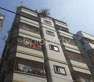 3 Bedroom Flat for Rent in Adabor, Dhaka - Properly designed this 1250 SQ Ft apartment is now up for rent in Road No 6, Adabor