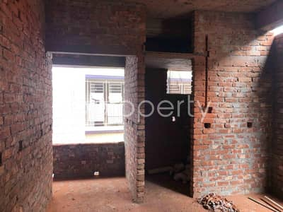 3 Bedroom Flat for Sale in Mirpur, Dhaka - Find 1360 Sq Ft Flat Available For Sale In Middle Monipur