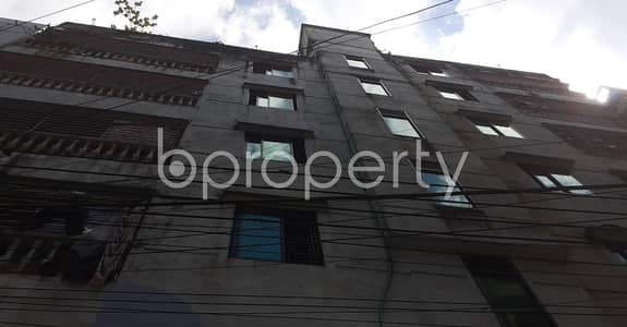 2 Bedroom Flat for Rent in Bakalia, Chattogram - Now You Can Afford To Dwell Well, Check This 2 Bedroom Apartment Which Is Vacant For Rent In Shah Amanat Housing Society.