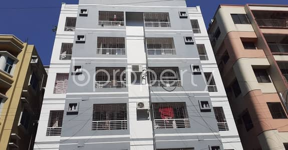 2 Bedroom Flat for Rent in Uttara, Dhaka - Affordable and nice flat is up for rent in Uttara, Road No 13 which is 1000 SQ FT