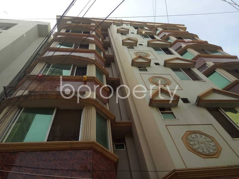 Start A New Home, In This, 1250 Sq Ft Residential Apartment For Rent In Sugandha R/a