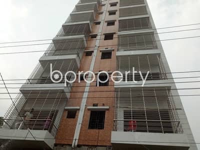 2 Bedroom Flat for Sale in Aftab Nagar, Dhaka - Prominent Location Of Aftab Nagar, 1050 Sq Ft Beautiful Apartment Is Waiting For Sale