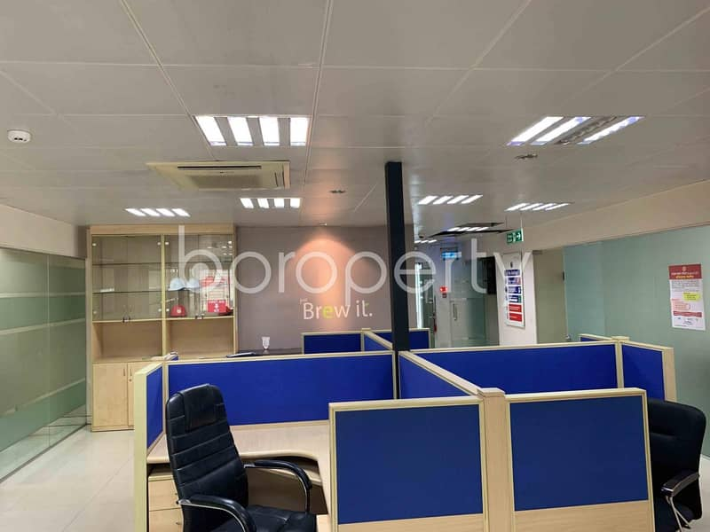See This Office Space For Rent Located In Paribagh Near To Eastern Bank Limited
