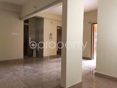 3 Bedroom Flat for Rent in Muradpur, Chattogram - A Nicely Planned 1274 Sq Ft Flat Is Up For Rent In CDA Avenue, Muradpur