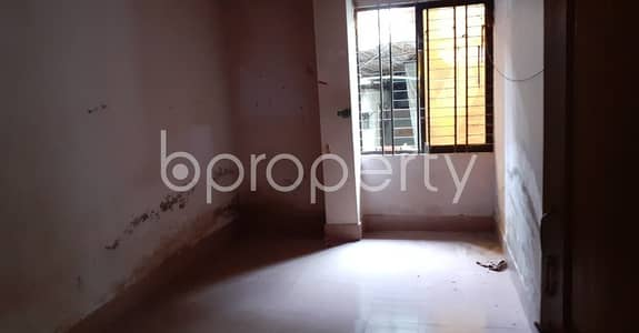 3 Bedroom Flat for Rent in 32 No. Andarkilla Ward, Chattogram - This Flat In Andarkilla Near To Kadam Mobarak Shahi Jame Masjid Is Up For Rent With An Area Of 1000 Sq. ft