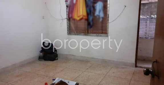 550 Sq. Ft. Flat Can Be Found In New Market For Rent Near Eastern Mollika.