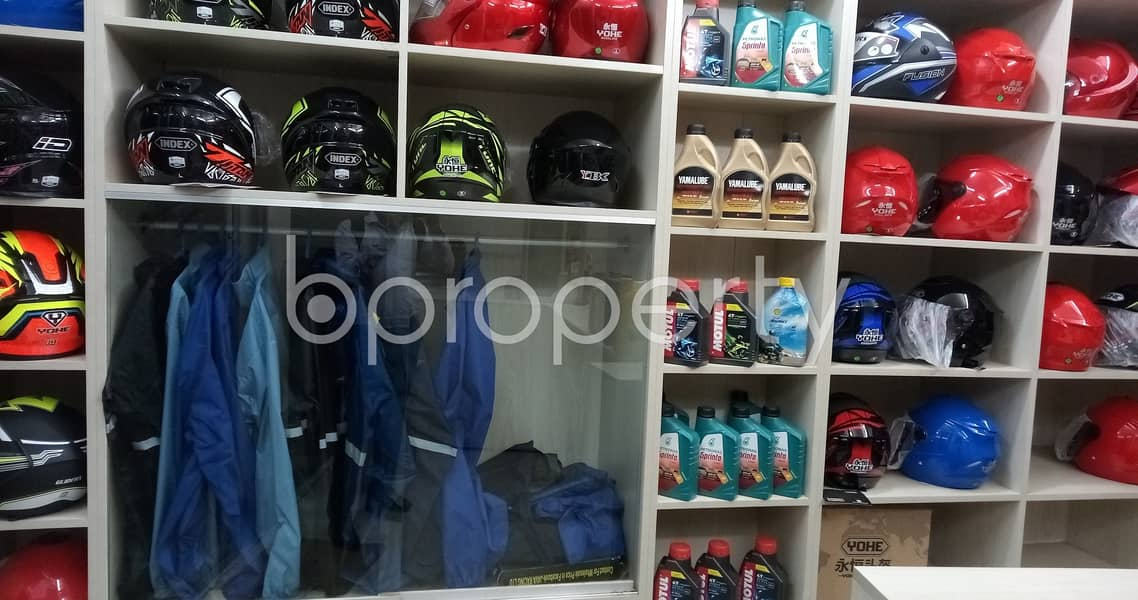 Take a Look at This 120 Sq Ft shop to Rent in Nayatola