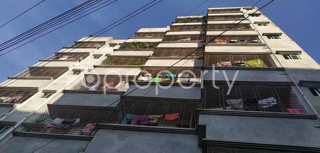 2 Bedroom Apartment for Sale in Badda, Dhaka - Everything You Need In A Home Is All Right Here In This Uttar Badda Flat which Is Up For Sale Close To Uttar Purba Badda Government Primary School