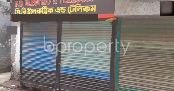 Shop for Rent in Hazaribag, Dhaka - 1000 Sq Ft Commercial Space Is For Rent In Hazaribag, Gojmohal