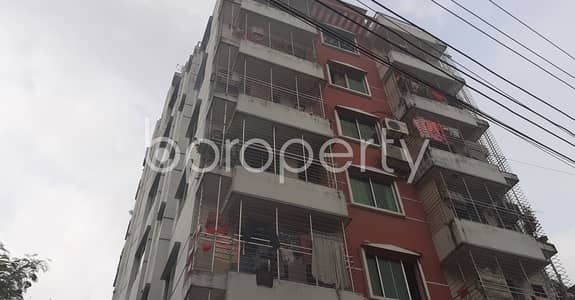 2 Bedroom Flat for Rent in Dakshin Khan, Dhaka - In Aainusbag A Standard 600 Sq. ft Flat Is For Rent