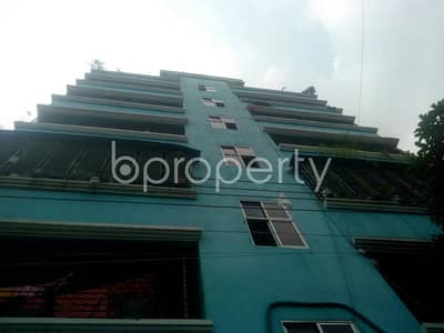 2 Bedroom Flat for Rent in Badda, Dhaka - Be the tenant of a 720 SQ FT residential flat waiting to get rented at Adarsha Nagar