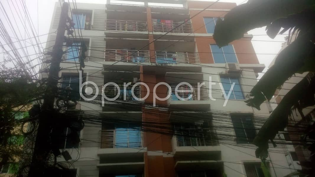 A Dazzling 1200 Sq Ft Residential Property Is Up For Sale Located At Kajal Shah