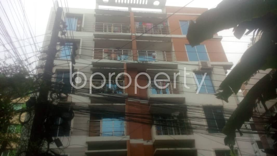 Set Your Destination At This 1200 Sq Ft Flat Which Is Vacant Now For Sale In Kajal Shah