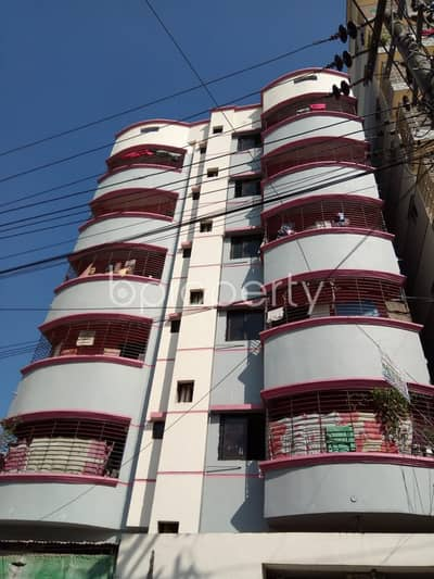 3 Bedroom Apartment for Sale in Kajal Shah, Sylhet - Select Your Next Residing Place At This Nice Flat Of 1200 Sq Ft In Kajal Shah Which Is Ready For Sale