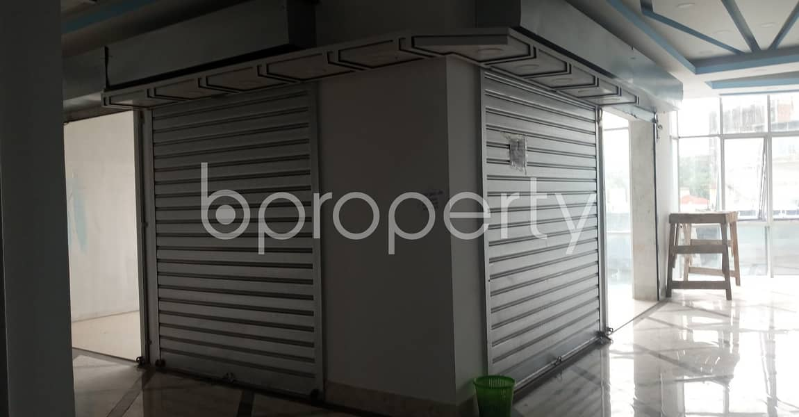 This 120 Sq Ft Commercial Shop Is Ready To Rent South Middle Halishahar