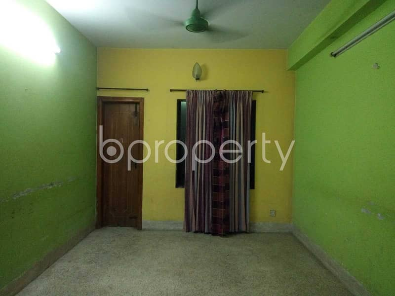 2 Bedroom Nice Flat In Sugandha Residential Area Is Now For Rent.