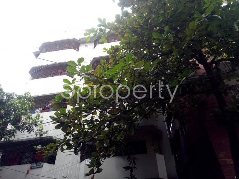 Stay In This 850 Sq Ft Nice Flat Which Is Up For Rent In Sugandha Residential Area