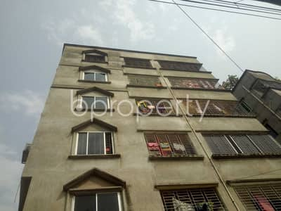 2 Bedroom Flat for Rent in Badda, Dhaka - A 850 Sq Ft Living Space Is Available For Rent At Jagannathpur With An Affordable Deal