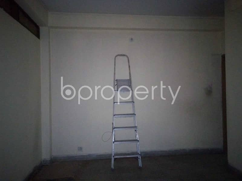 A budget friendly 1150 SQ FT residential flat is ready for rent at Panchlaish