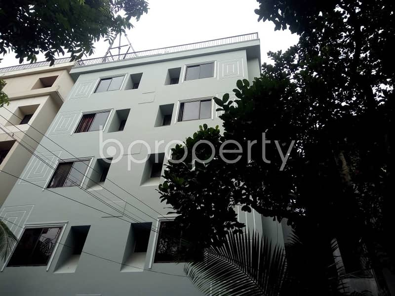 A Decent 1250 Sq Ft - 2 Bedroom Flat Is Now To Rent In The Location Of Sugandha Residential Area