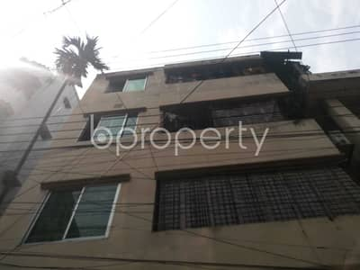 2 Bedroom Flat for Rent in Joar Sahara, Dhaka - An affordable 850 SQ FT residential flat is vacant for rent at Joar Sahara