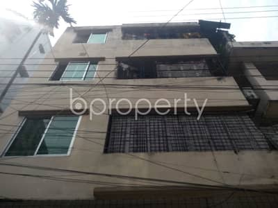 2 Bedroom Flat for Rent in Joar Sahara, Dhaka - An affordable 700 SQ FT residential flat is vacant for rent at Joar Sahara