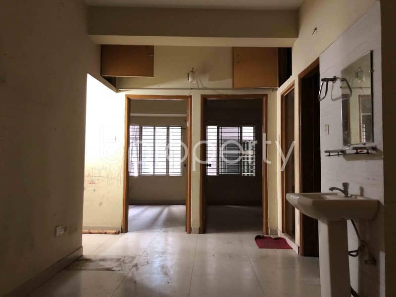 Check This 1080 Sq. ft Flat For Rent Which Is In Khulshi