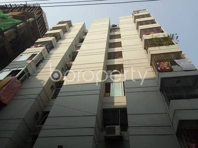 2 Bedroom Apartment for Sale in Mirpur, Dhaka - At West Kazipara 1066 Square feet flat is available for sale