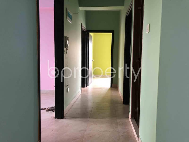 Find 1226 Sq Ft Flat Available For Sale In Bayazid