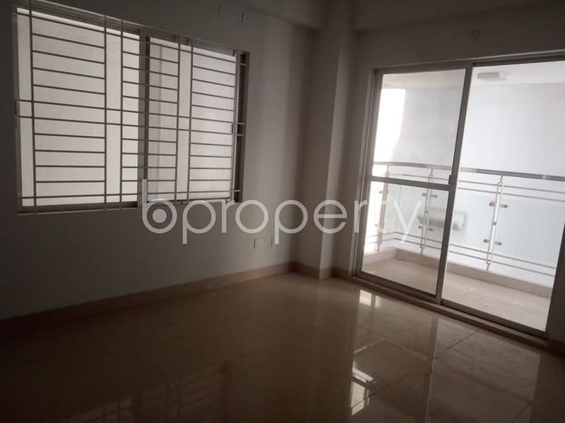 A Well-constructed And Nicely Planned Flat Of 1741 Sq Ft Is Up For Sale In Green Road, Farmgate