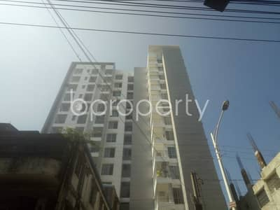 2 Bedroom Apartment for Rent in 15 No. Bagmoniram Ward, Chattogram - Positioned at Mehidibag, 1000 SQ FT residential flat is quite accessible for owning