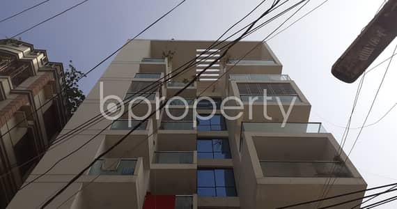3 Bedroom Flat for Rent in Kafrul, Dhaka - Comely Home Including 3 Bedroom Is Ready To Rent In East Kafrul