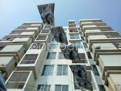 3 Bedroom Flat for Sale in Badda, Dhaka - 1375 SQ FT flat is now for sale in Badda near to Southeast Bank