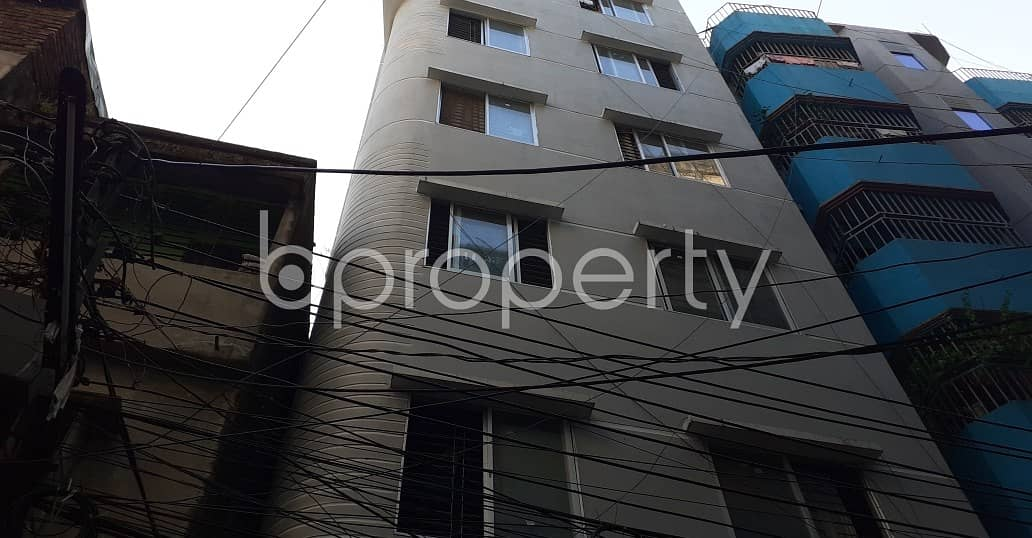 900 Sq Ft Fine Living Space Is Up For Rent In Battery Lane, Kazir Dewri.
