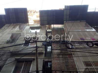 Available In Shahjadpur This 1298 Square Feet Residential Apartment For Sale