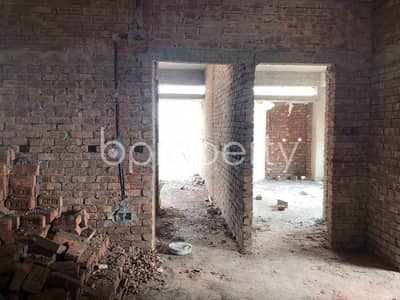 3 Bedroom Apartment for Sale in Dakshin Khan, Dhaka - A Well-constructed And Nicely Planned Flat Of 1054 Sq Ft Is Up For Sale In South Mollartek