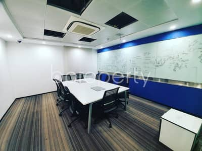 Apartment for Sale in Bashundhara R-A, Dhaka - 4450 Sq Ft Office Apartment Available For Sale In Block B , Bashundhara R-A .