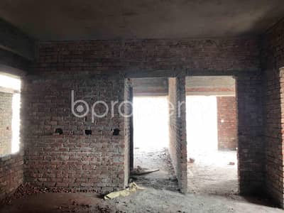3 Bedroom Flat for Sale in Dakshin Khan, Dhaka - At South Mollartek, Suitable Apartment Is Up For Sale Which Is 1370 Sq Ft