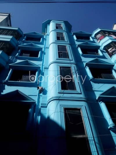 2 Bedroom Apartment for Sale in Gazipur Sadar Upazila, Gazipur - Lovely Apartment Covering An Area Of 650 Sq Ft Is Up For Sale In Dattapara, Tongi