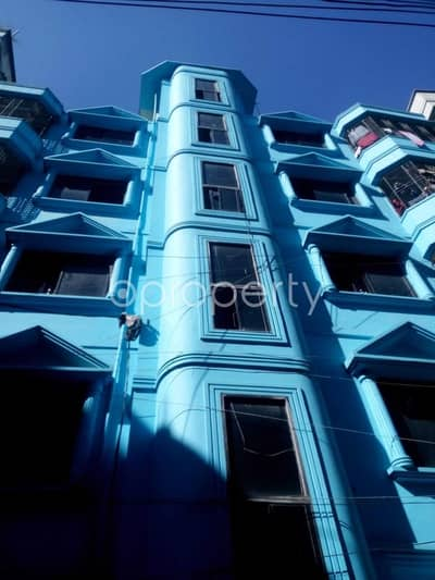 2 Bedroom Flat for Sale in Gazipur Sadar Upazila, Gazipur - Check This Fine Looking Flat Of 800 Sq Ft Offered For Sale At Dattapara, Tongi