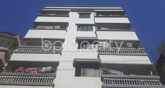 Office for Rent in Banasree, Dhaka - In Banasree This 450 Sq. Ft Office Space Is Up For Rent.