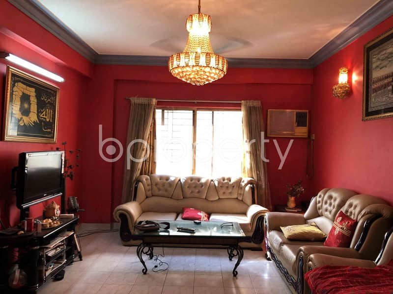 Experience The Ultimate Luxury Lifestyle Here In This Home Which Is Up For Sale in Banani