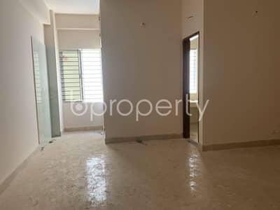 ভাড়ার জন্য BAYUT_ONLYএর ফ্ল্যাট - বসুন্ধরা আর-এ, ঢাকা - A Comfortable 1000 Sq Ft Flat Is Here For Rent In Block G , Bashundhara R/A.