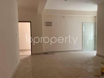 ভাড়ার জন্য BAYUT_ONLYএর অ্যাপার্টমেন্ট - বসুন্ধরা আর-এ, ঢাকা - In A Beautiful Neighborhood A Decent Flat Of 1000 Sq Ft Is Available For Rent At Bashundhara R-a