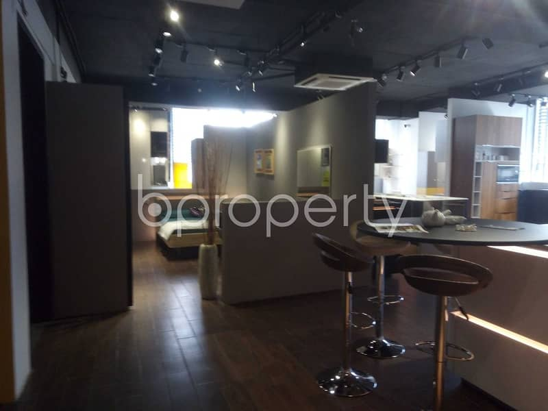 A Commercial Space Is Available For Rent Which Is Located In Banani Nearby National Bank Limited