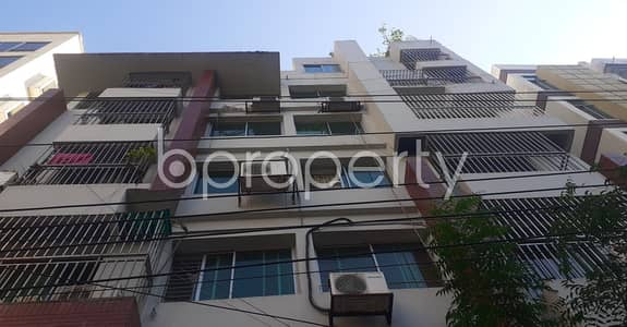3 Bedroom Apartment for Sale in Bashundhara R-A, Dhaka - This Flat In Bashundhara Near Evercare Hospital With A Convenient Price Is Up For Sale